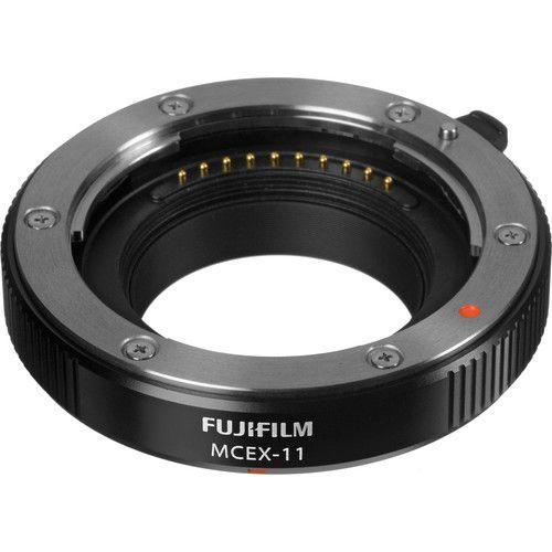 FUJIFILM MCEX 11 11mm Extension Tube for Fujifilm X Mountl 1