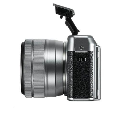 FUJIFILM X A20 Mirrorless Digital Camera Kit 15 45MM Silver2