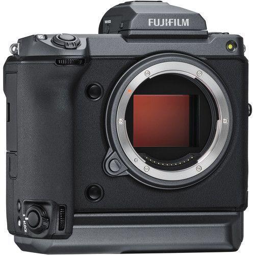 Fujifilm GFX100 Digital Mirorrless Camera 1