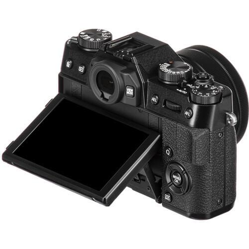 Fujifilm X T20 Kit 15 45mm Black3