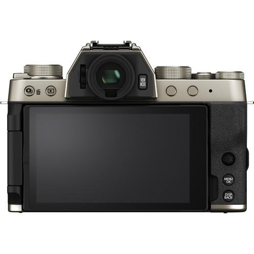 Fujifilm X T200 Kit1545 Gold 2