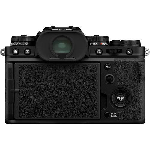 Fujifilm X T4 BO Black 3