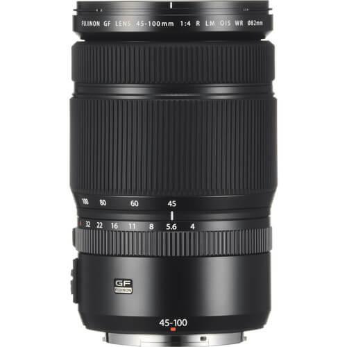 Fujinon Lens GF 45 100mm f4 R LM OIS WR 1
