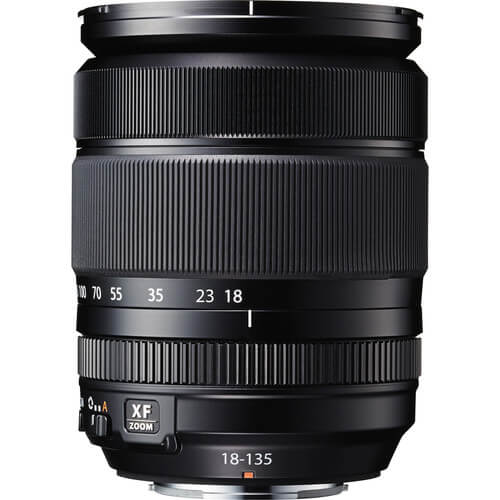 Fujinon Lens XF 18 135MM Black 2