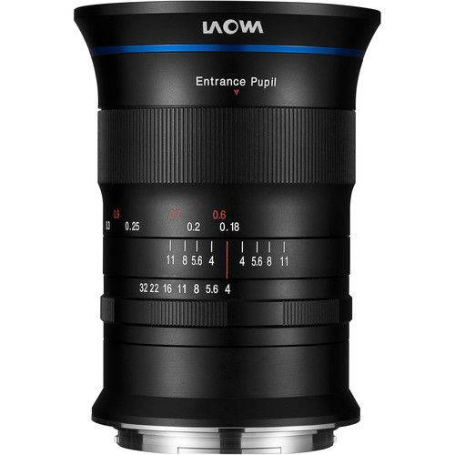 Laowa Venus Optics 17mm f4 GFX Zero D Lens 2