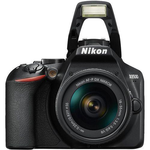 Nikon D3500 DSLR Camera with 18 55mm Lens 2