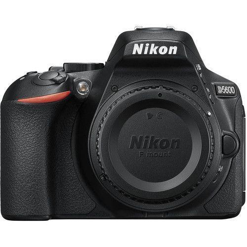 Nikon D5600 DSLR Camera 6