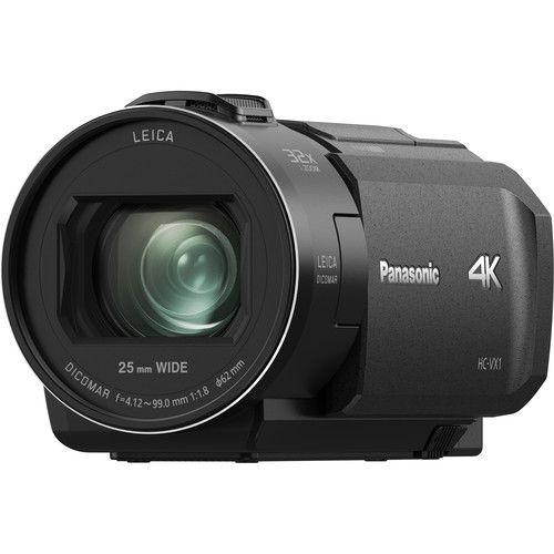 Panasonic HC VX1 4K HD Camcorder 4
