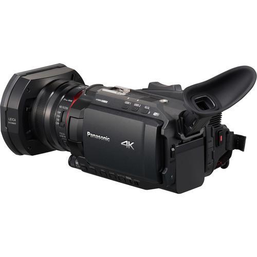 Panasonic HC X1500 UHD 4K HDMI Pro Camcorder 2
