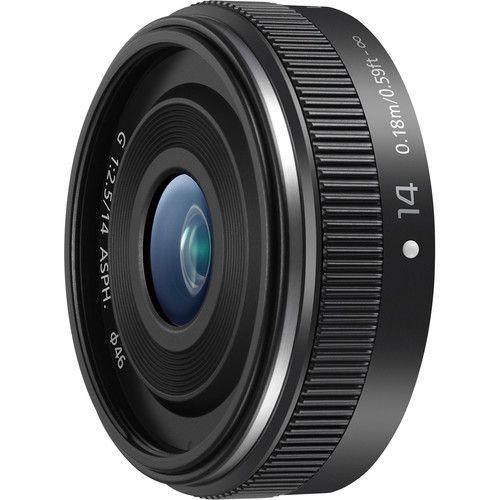 Panasonic LUMIX G 14mm f25 ASPH II Lens 2