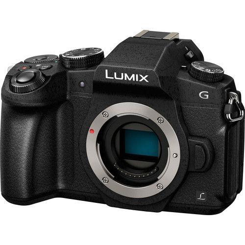 Panasonic Lumix DMC G85 Mirrorless Digital Camera 2