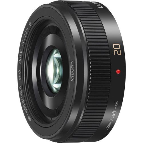 Panasonic Lumix G 20mm f17 II ASPH Lens 2