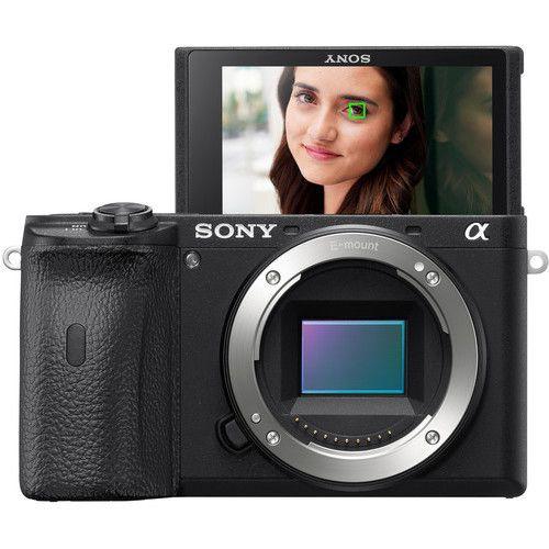 Sony Alpha a6600 Mirrorless Digital Camera 6