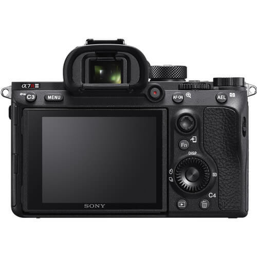 Sony Alpha a7r iii Mirrorless Digital Camera 5