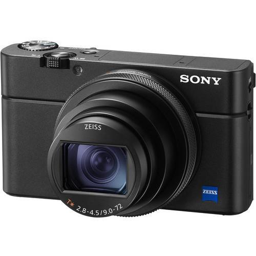 Sony Cyber shot DSC RX100 VI 2