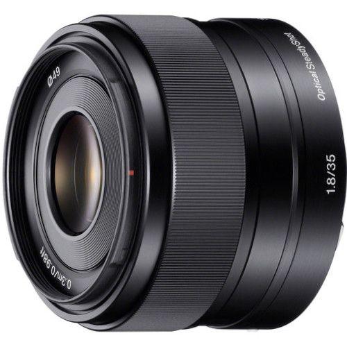 Sony E 35mm f1.8 OSS Lens 1