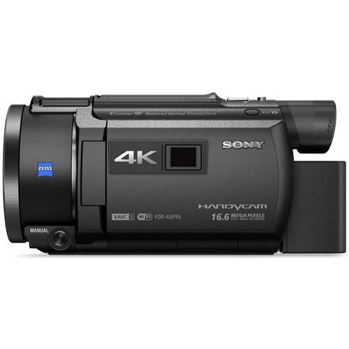 Sony FDR AXP55 4K Handycam 2