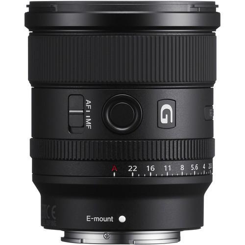 Sony FE 20mm f1.8 G Lens 4