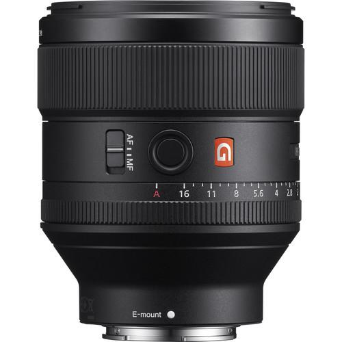 Sony FE 85mm f1.4 GM Lens 3