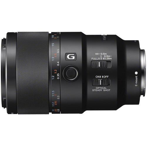 Sony FE 90mm f2.8 Macro G OSS Lens 3