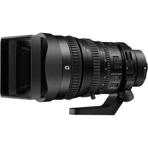 Sony FE PZ 28 135mm f4 G OSS Lens 2