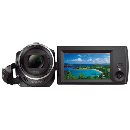 Sony HDR CX405 HD Handycam 2