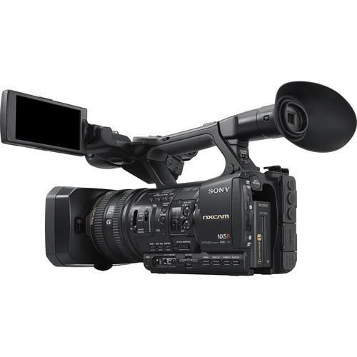 Sony HXR NX5R NXCAM Professional Camcorder 2