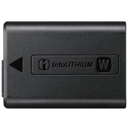 Sony NP FW50 Lithium Ion Rechargeable Battery 3