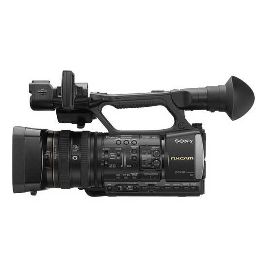 Sony Videocam HXR NX3 2
