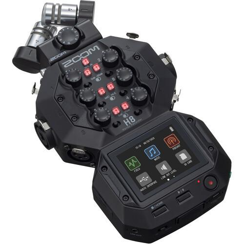 Zoom H8 Portable Handy Recorder unit Only 6