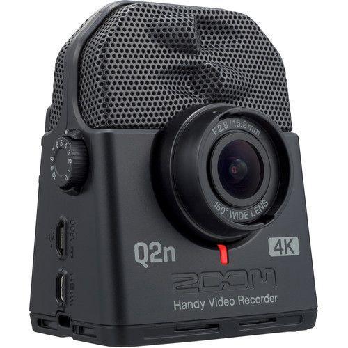 Zoom Q2n 4K Handy Video Recorder 5